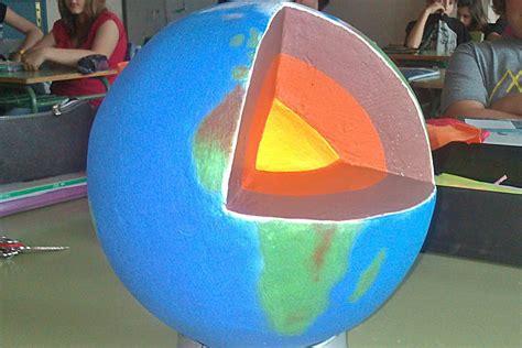 ¿Cuáles son las capas de la Tierra?