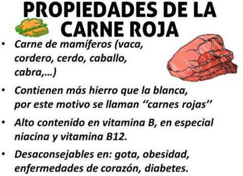 Cuales Son Las Carnes Rojas - Unifeed.club