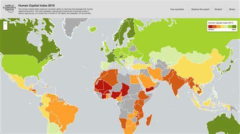 ¿Cuáles son los países con mayor desarrollo de capital ...