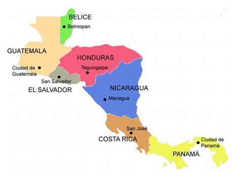 ¿Cuáles son los países de América Central? » Respuestas.tips
