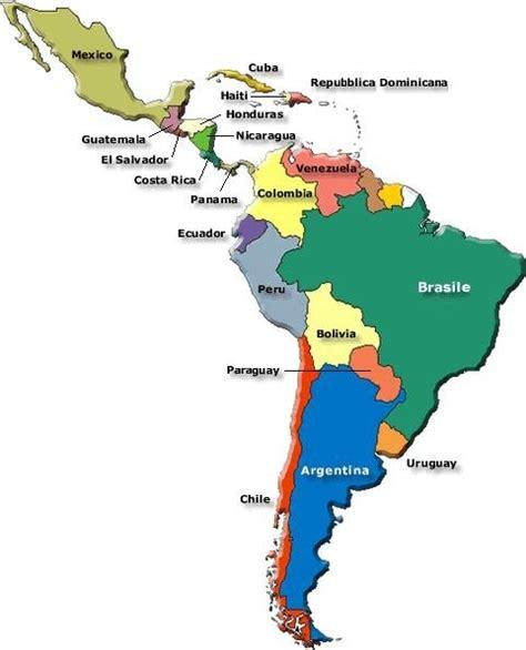 ¿Cuáles son los países de América Latina? » Respuestas.tips
