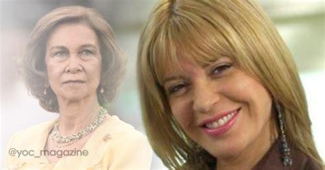 > Cuando era amante del Rey, Barbara Rey se burlaba de la ...