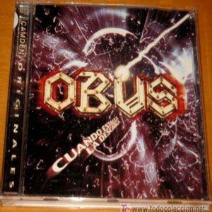 Cuando estalla la descarga   Obus | Escuchar Música Metal ...