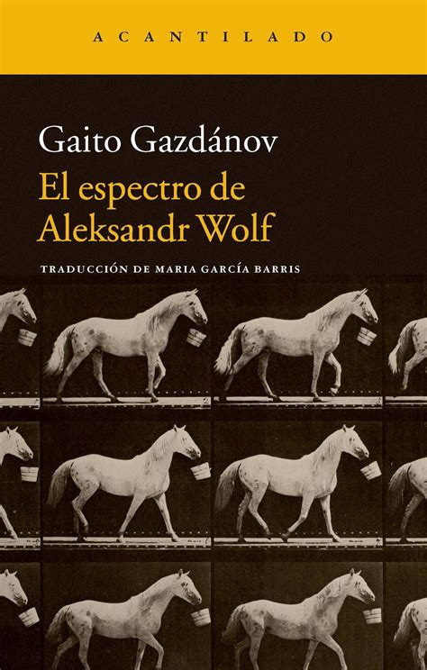 """Cuando Gaito Gazdánov descubrió """"El espectro de Aleksandr ..."""