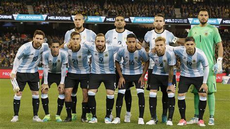 ¿Cuándo juega Argentina en el Mundial 2018? - AS México