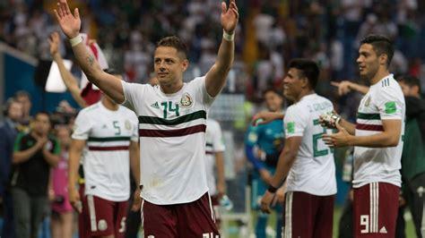 ¿Cuándo juega México su partido de octavos de final si es ...