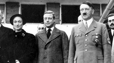 Cuando los duques de Windsor se acercaron con los nazis