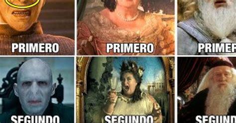 ¡Cuánta razón! / 8 Personajes de Harry Potter que fueron ...