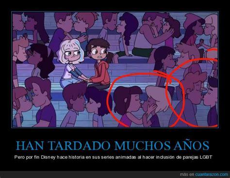 ¡Cuánta razón! / Disney hace historia en sus series al ...