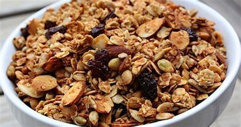 Cuántas calorías tiene la Granola   Cuantas Calorias