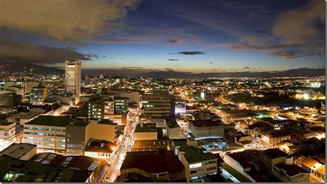 ¿Cuánto cuesta vivir en San José de Costa Rica?