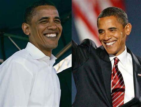 ¿Cuánto han envejecido dos años de campaña a Barack Obama?