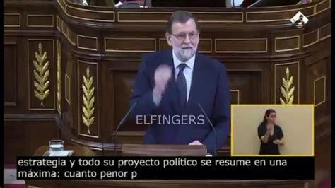 CUANTO PEOR PARA TODOS MEJOR REMIX RAP | MARIANO RAJOY ...