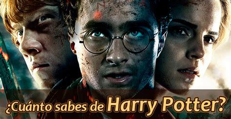 ¿Cuánto sabes de Harry Potter? | Fan Numero Uno