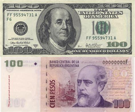 ¿Cuánto son 100 dólares en pesos chilenos?