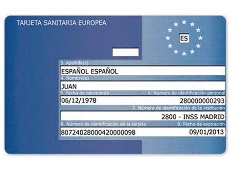 ¿Cuantos cuesta la tarjeta sanitaria europea? 【PRECIO】