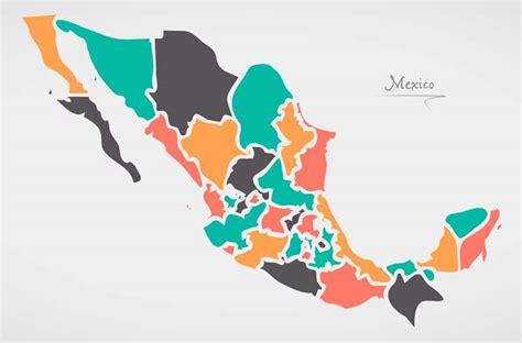 cuantos estados hay en mexico 191 cu 225 ntos estados hay ...