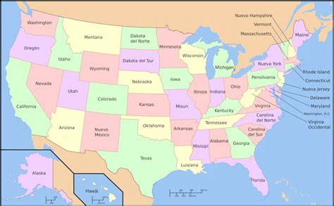 ¿Cuántos estados tiene Estados Unidos?