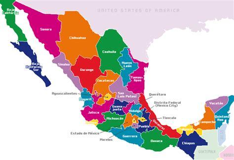 ¿Cuántos estados tiene México?   Saberia