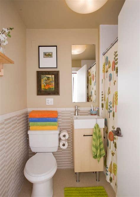 Cuarto de baño pequeño :: Imágenes y fotos