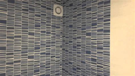Cuarto de baño reformado Azul - YouTube
