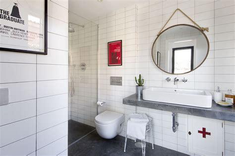 Cuartos de baño modernos con un toque especial
