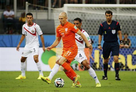 Cuartos de Final Copa del Mundo 2014: Holanda acaba con ...