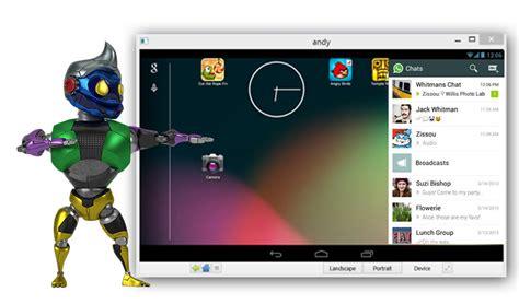 Cuatro emuladores gratuitos para usar Android en Windows