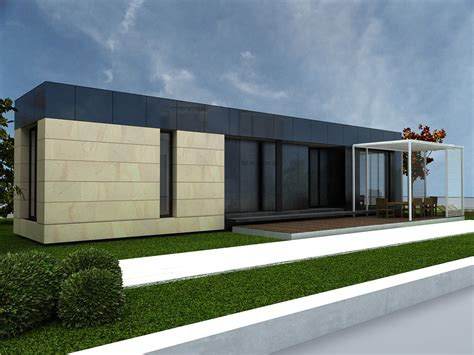 Cubriahome, modelos casas modulares Madrid, precio modelos ...