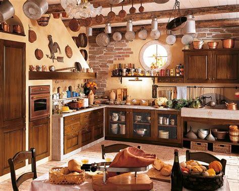 Cucina in arte povera, soluzione progettuale - Cucina ...