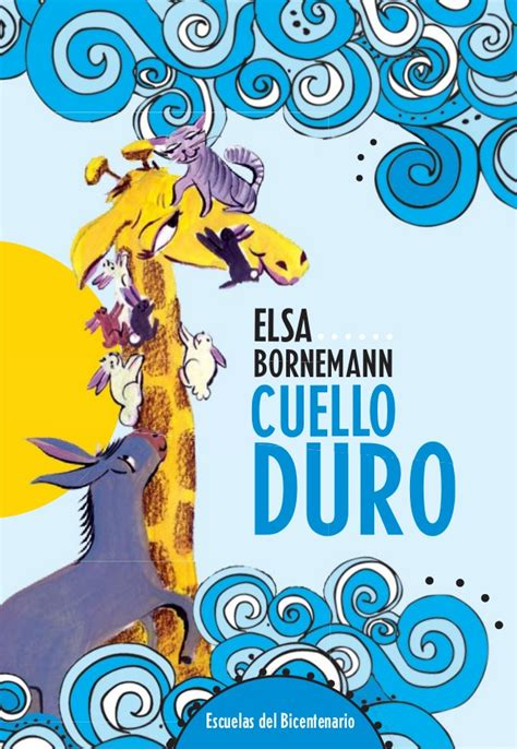 CUELLO DURO  ELSA BORNEMAN