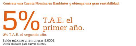 Cuenta Nmina y Cuenta Nmina Plus   Bankinter