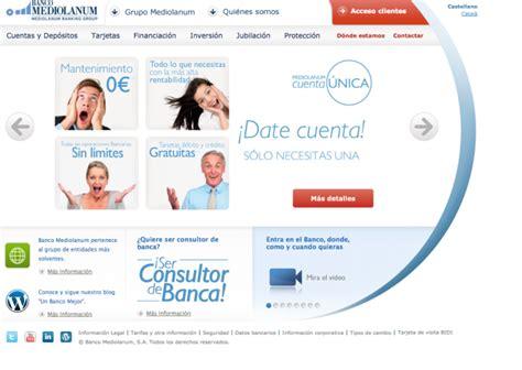 Cuenta Nómina de Banco Mediolanum | Comparativa de Cuentas