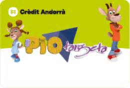 CUENTA PIOLET   Crèdit Andorrà
