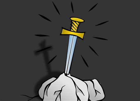 Cuento clásico: Arturo y la espada de Excalibur