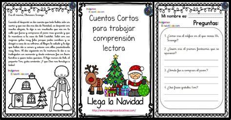 Cuentos cortos de Navidad para trabajar comprensión ...