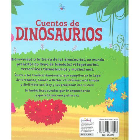 Cuentos de dinosaurios libro divo