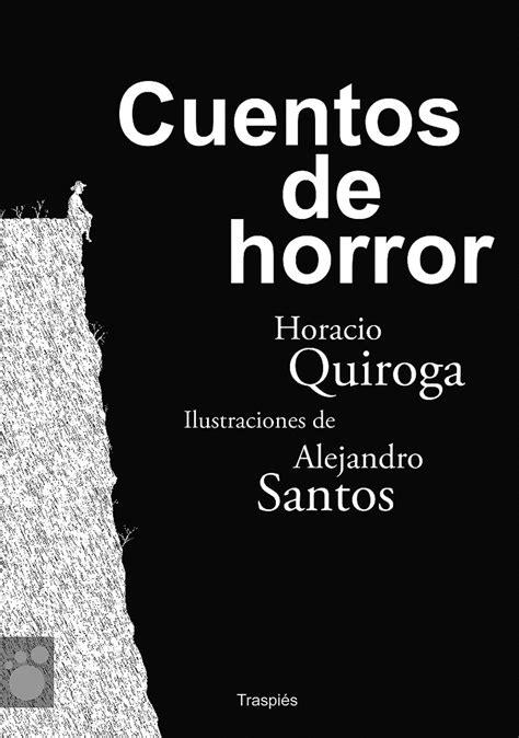 Cuentos de horror | Ediciones Traspiés