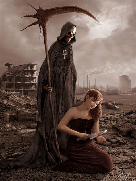 Cuentos de Muerte y Dolor: Celos de alma suicida