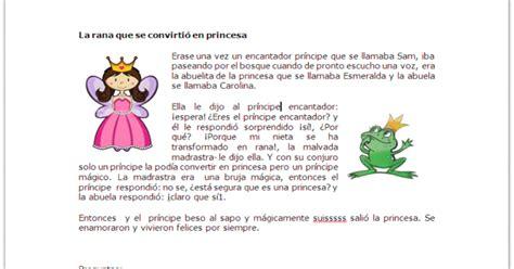 cuentos de princesas para leer comprensi 211 n lectora ...