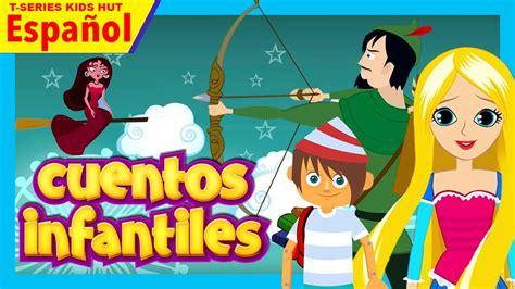 cuentos infantiles - cuentos para ninos en espanola - YouTube