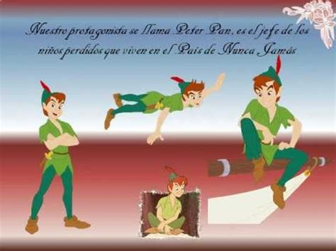 Cuentos infantiles (Disney): PETER PAN - YouTube