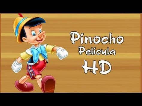Cuentos infantiles: Pinocho - pelicula dibujos HD ...