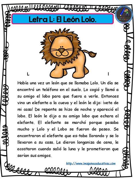 Cuentos para niños y niñas con las letras el abecedario  7 ...