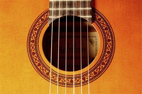 Cuerdas guitarra de madera instrumento musical, música ...