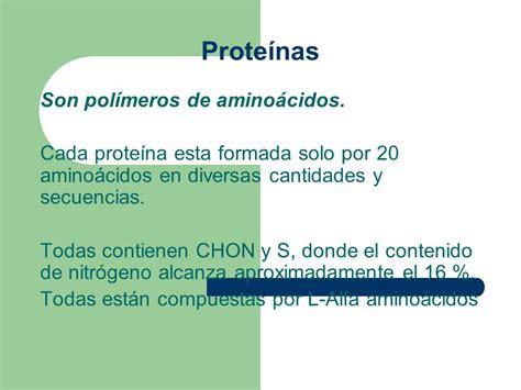 Cuestionario Que es una proteína   ppt descargar