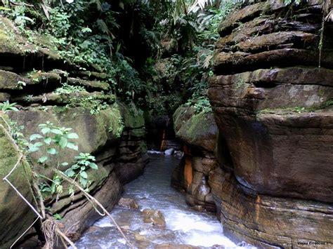Cueva de los Tayos / Napo / ECUADOR - La Geoguía