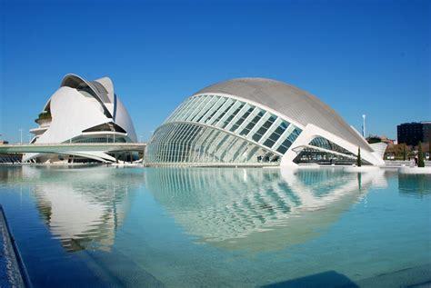 Cuidad de las artes y las ciencias – Valencia, Spain ...