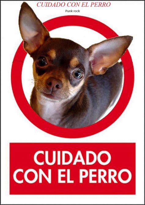 Cuidado con el perro..!