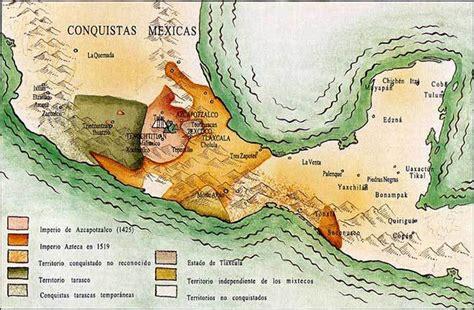 Cultura Azteca o Mexica   Historia de México